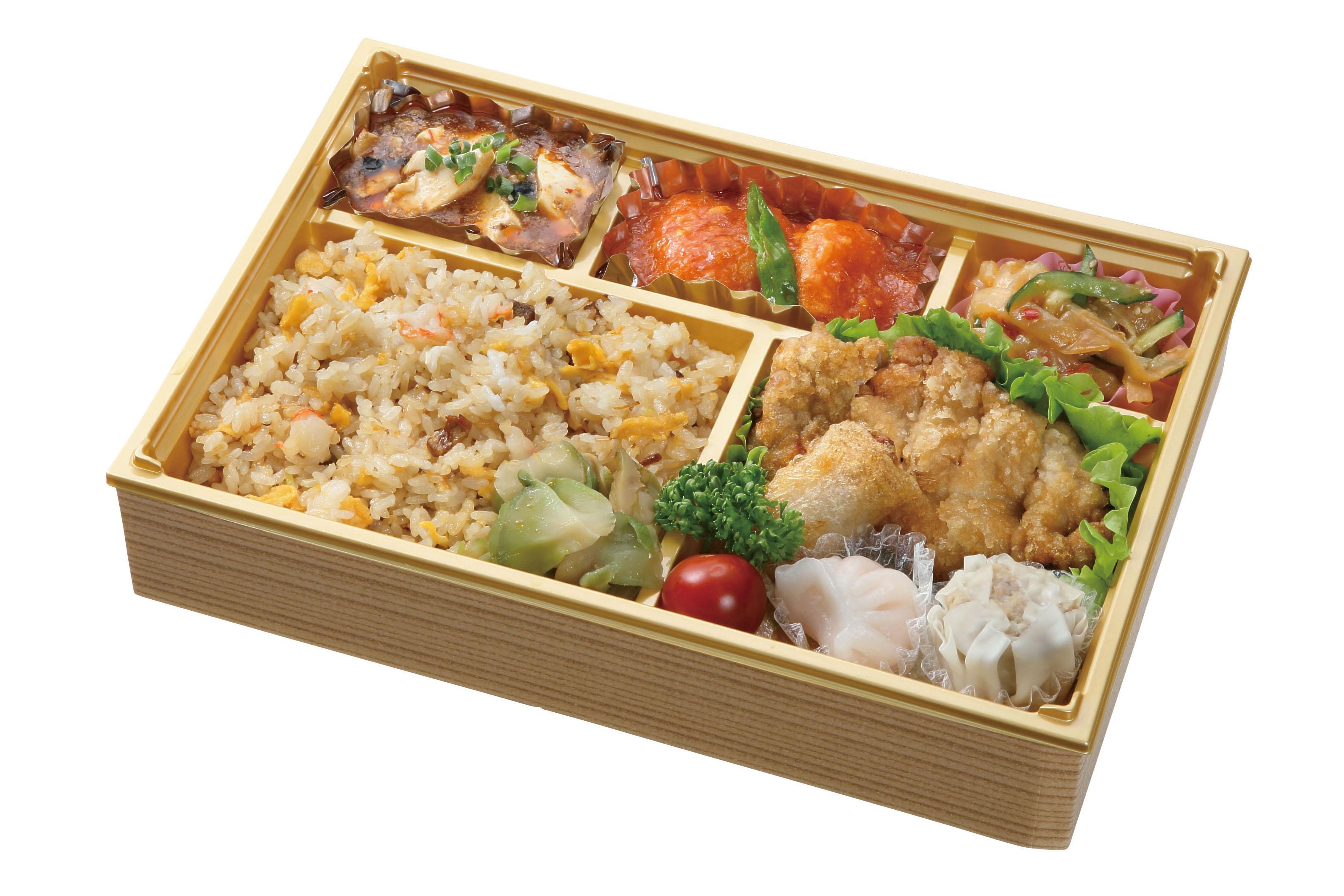 洋食弁当 1,800円 | 太鼓橋